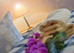 Familienzimmer Typ 1 Amethyst Details - Urlaubshotel Strandvilla Imperator mit Ferienwohnungen und Zimmern im Seebad Bansin auf Usedom