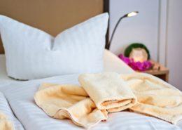 Familienzimmer Typ 2 Saphir Details - Urlaubshotel Strandvilla Imperator mit Ferienwohnungen und Zimmern im Seebad Bansin auf Usedom