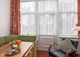 Ferienwohnung Jade Wohnbereich 2 - Urlaubshotel Strandvilla Imperator im Seebad Bansin auf Usedom