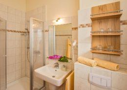 Ferienwohnung Onyx Bad 2 - Urlaubshotel Strandvilla Imperator im Seebad Bansin auf Usedom