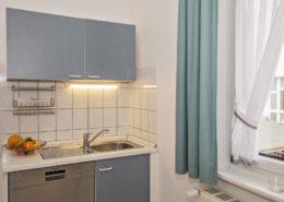 Ferienwohnung Rosenquarz Bad 2 - Urlaubshotel Strandvilla Imperator im Seebad Bansin auf Usedom