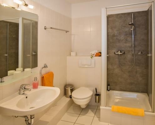 Ferienwohnung Komfort Bernstein Bad - Urlaubshotel Strandvilla Imperator im Seebad Bansin auf Usedom