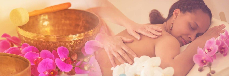 Wellness und Massagen Urlaubshotel Strandvilla Imperator im Seebad Bansin auf Usedom