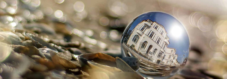 Urlaubshotel Strandvilla Imperator Usedom Außen 3 - Urlaubshotel Strandvilla Imperator im Seebad Bansin auf Usedom
