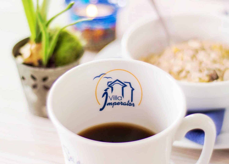 Genießen Sie ein gesundes und vitales Frühstück in Ihrer Wohlfühl Pension Strandvilla Imperator im Seebad Bansin auf der Insel Usedom an der Ostsee