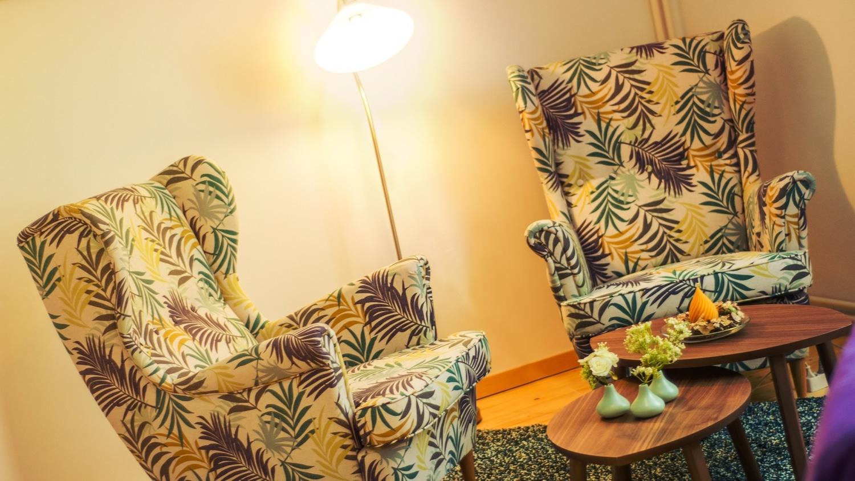 Praxis- und Massageraum Strandvilla Imperator Usedom - Wohlfühlhotel Strandvilla Imperator mit Klassischen Massagen, Hawaiianische Heilmassagen