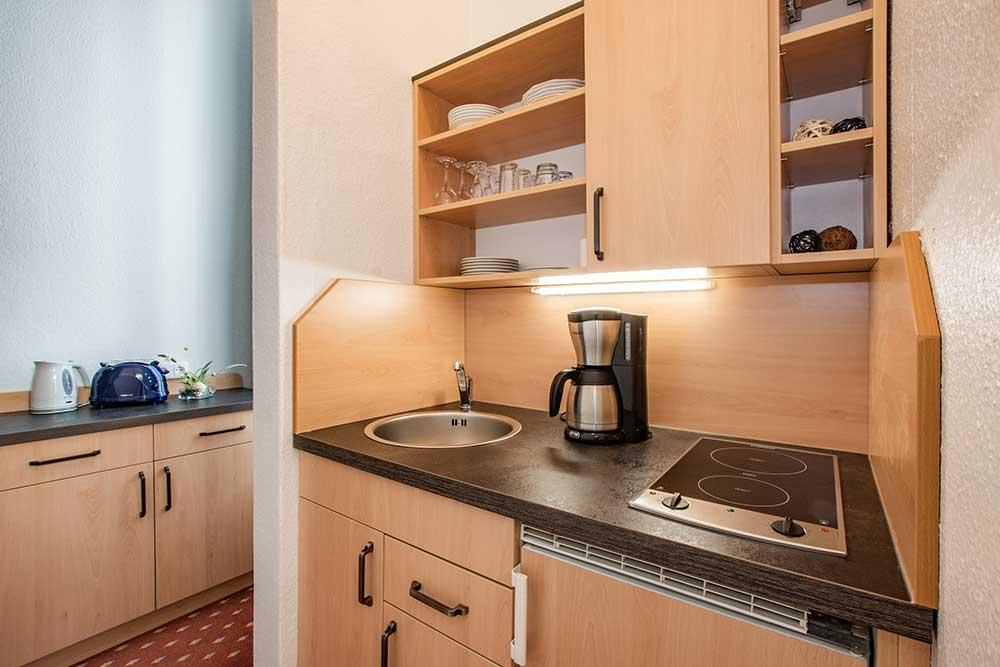 Saphir Familienzimmer Typ 2 Küchenzeile