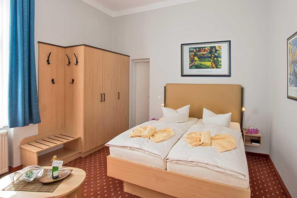 Smaragd Familienzimmer Typ 2 Schlafbereich